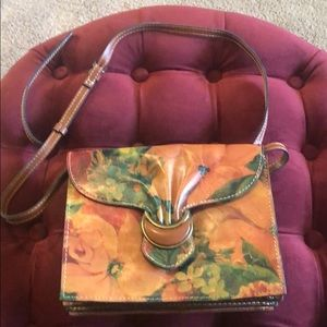Patricia Nash Crossbody handbag used once
